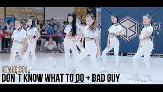 스테이지631   Don't Know What to do 블랙핑크 + Bad guy - Billie Eilish @ Stage631 버스킹   Filmed by lEtudel