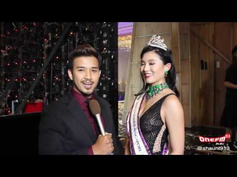 Exclusive Interview with Miss Universe Singapore 2016 Cheryl Chou
