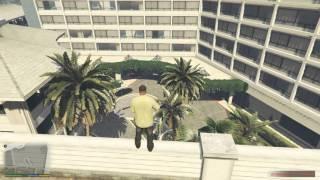 GTA 5: Прохождение - Миссия 48 - Убийство - Стройка