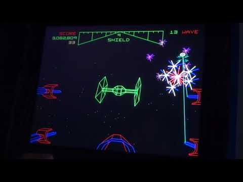Arcade1Up Star Wars with GRS yoke (Part One, Waves 5 to 16) from phillychick