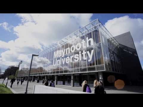 Maynooth University international student, studying abroad