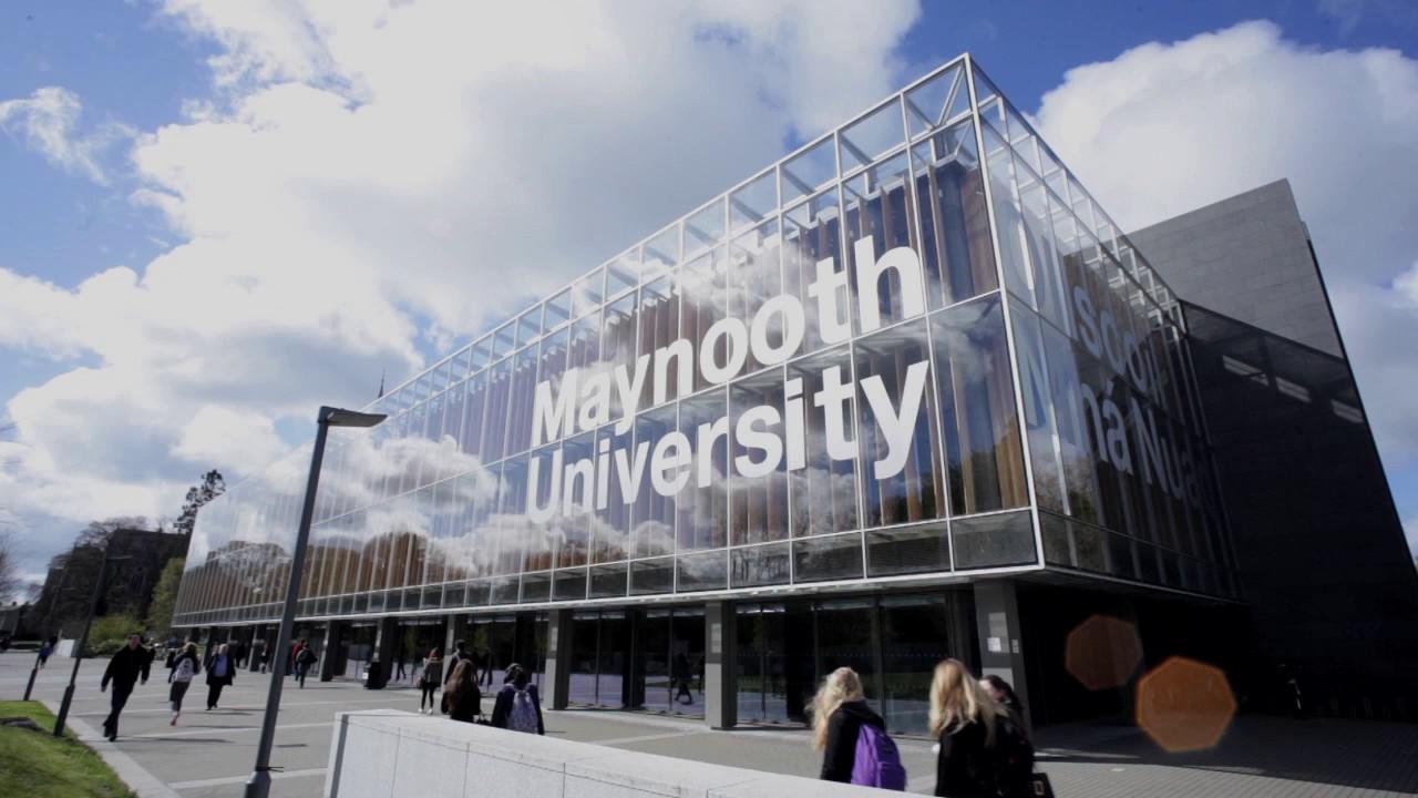 Maynooth University international student, studying abroad