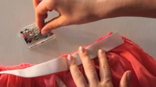 красота спасет мир_юбка(Мастер-класс о том, как самой сшить модную юбку с сеткой за 30 минут легко и просто!!! Группа вКонтакте - http://vk.co..., 2012-05-25T20:38:22.000Z)