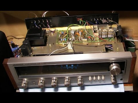 Mostly Broken 1974 Pioneer SX-434 AM/FM Stereo Receiver