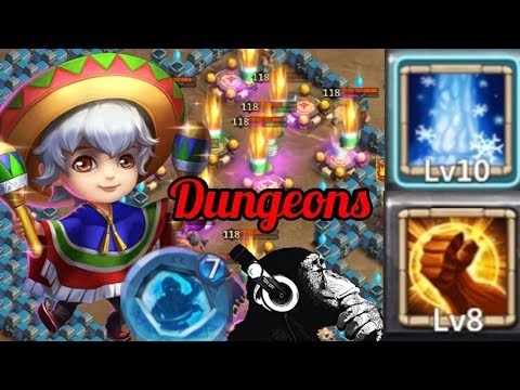 Lil' Nick | Brute Force | Dungeons | Castle Clash