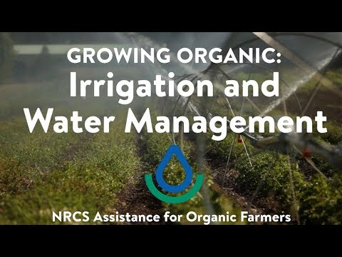 NRCS: Irrigation