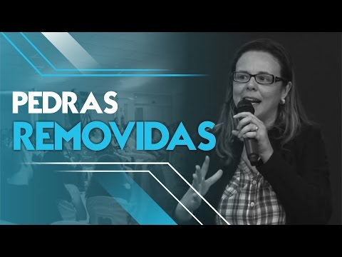 05/06/2016 - Pedras Removidas - Pastora Zelinda Drago Rocha