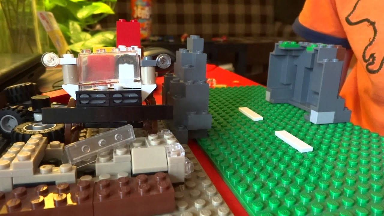 how to build a lego car from scratch