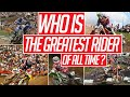 Who Is The Best Motocross Rider Of All Time? | THE PLUG EP1