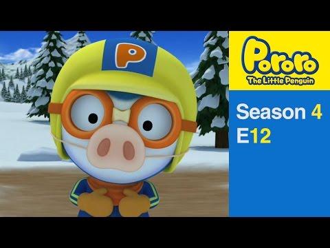[Season 4] E12 Loopy's Secret Friend | Kids Animation | Pororo the Little Penguin