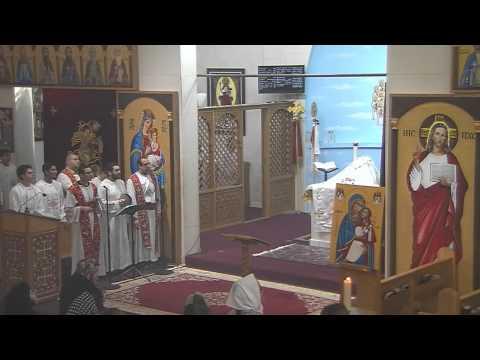 Explanation of a Coptic Orthodox Liturgy