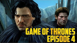 HARDEST DECISIONS EVER! (Game of Thrones - FULL Ep. 4 - Sons of Winter)