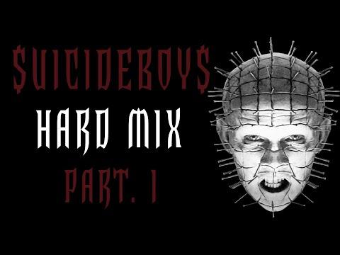 $uicideboy$ / Hard x Scary /Mix/ Part I /