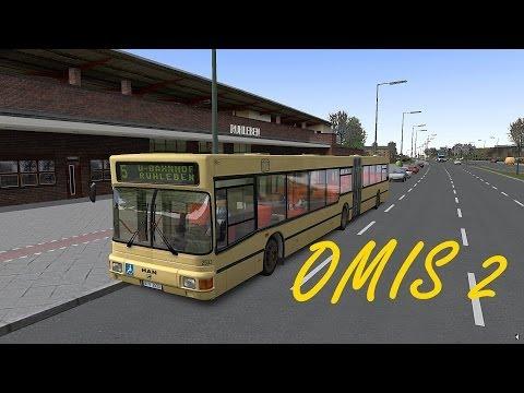 OMSI 2 -Berlin-Spandau Line 5 MAN NG 272