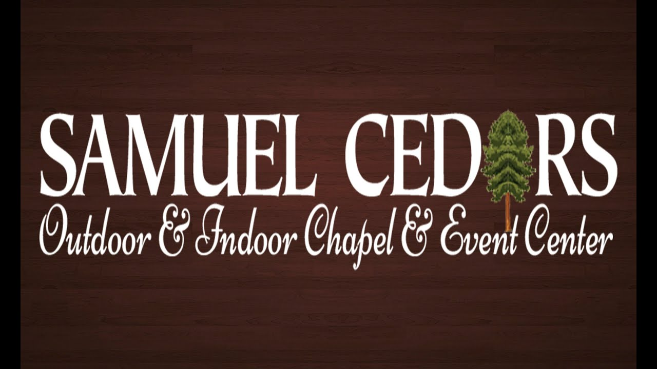 samuel cedars wedding venue springfield mo youtube