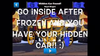 Crash of Cars - Hidden car! Royal Wagon! Plus gameplay!