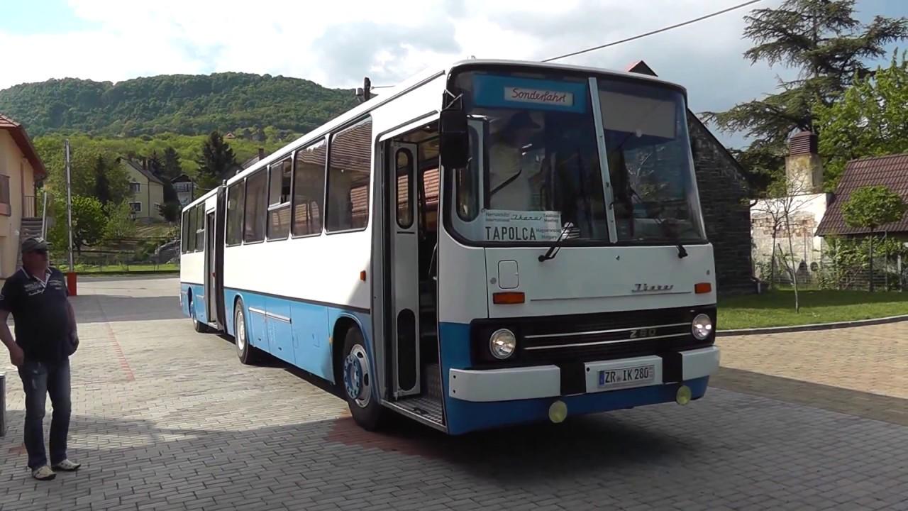 Ikarus 280 Ex Ddr Mitfahrt 2016 Youtube