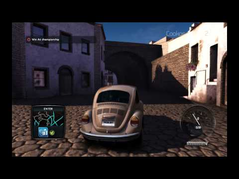 (VW) Volkswagen Beetle - Test Drive Unlimited 2