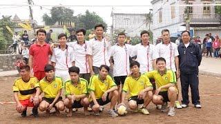 Giải Bóng chuyền Mừng Chúa Phục Sinh 2016