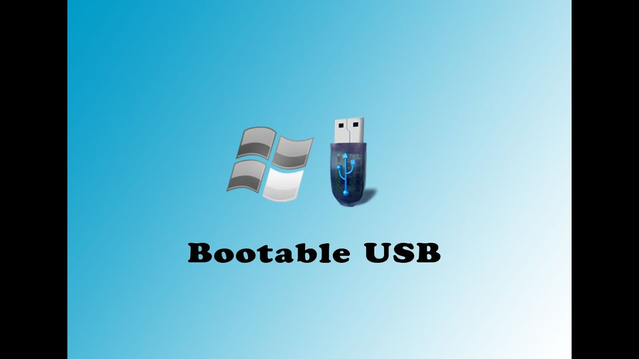 Create bootable usb flash drive for windows 10 8 7 v for Window boot usb