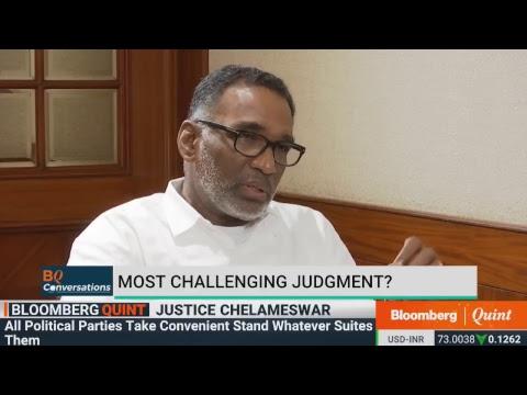 BQ Conversations: Justice Chelameswar