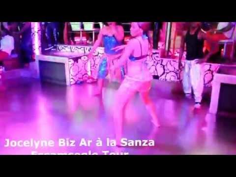 Jocelyne Biz Ar  en  Live  à la Sanza