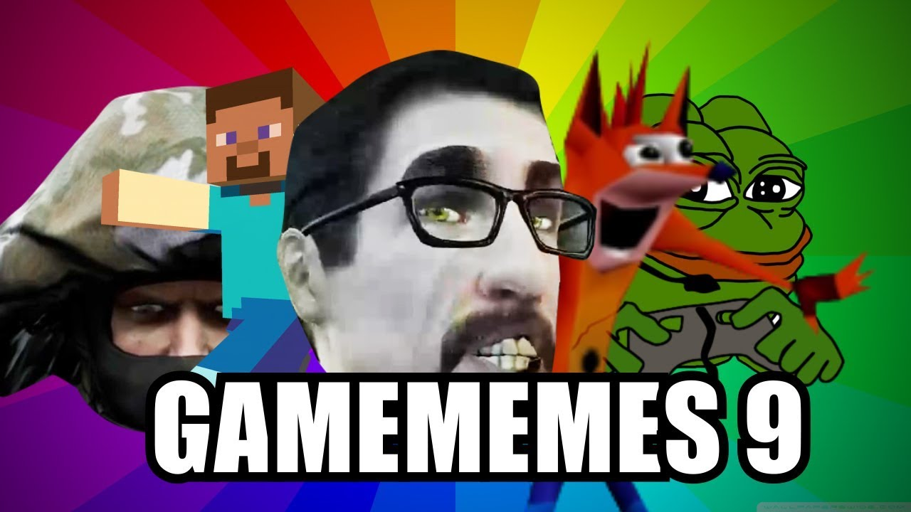 #9 Gaming Memes ???? Dank Memes YLYL Compilation #9 ???? Gamers are funny