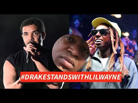 Drake STANDS WITH LIL WAYNE NOT BIRDMAN IN BEEF: Drake Announced He on Dedication 6 with Lil Wayne