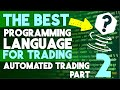 Resources to Start Coding Trading Algorithms - YouTube