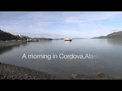 Morning In: Cordova Alaska