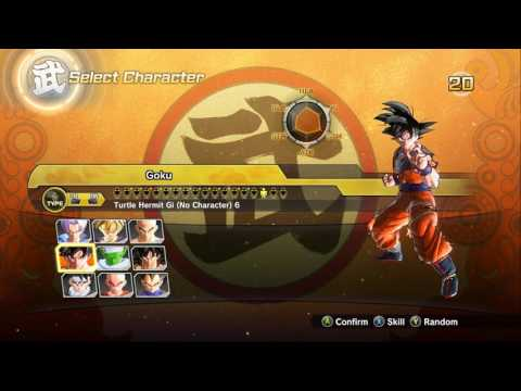 Dragonball Xenoverse 2 Hacker in the World Tournament event