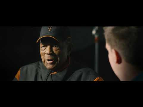 Willie Mays Talks Mets