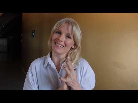 Haastattelussa näyttelijä Laura Birn – Kääntöpistepressi 2018