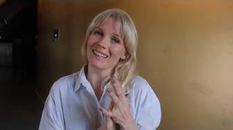 Haastattelussa näyttelijä Laura Birn – Kääntöpiste-pressi (2018)