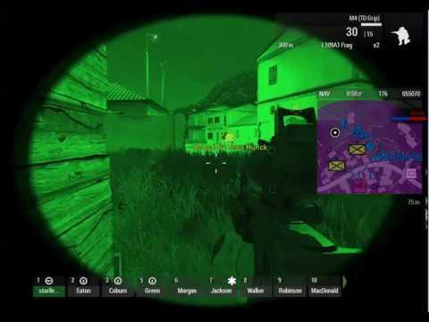 ARMA 3 LIBERATION WAR ON BLOCKY SERVER