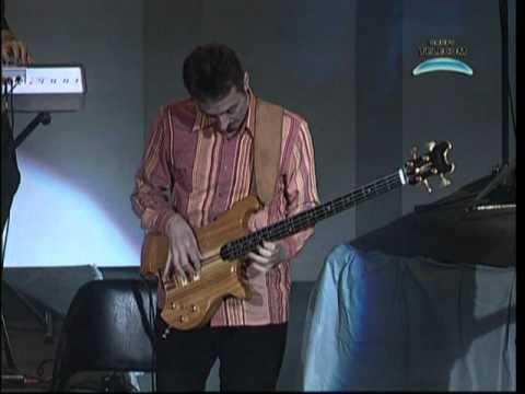 Lito Vitale cuarteto junto a Pedro Aznar - teatro coliseo 2004
