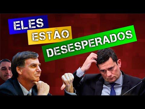 Desespero dos Bolsonaro e da Lava Jato mostra que CPI pode derrubá-los