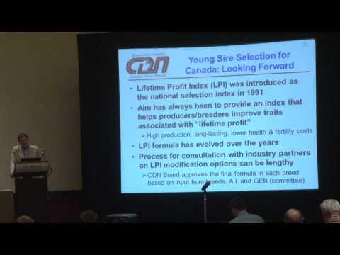 Spring Fling  Genetics Conference Brian VanDoormaal Speaking
