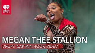"Megan Thee Stallion Makes Directorial Debut With ""Captain Hook"" Video 