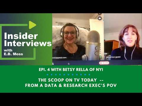 Thumbnail for video of article: A Defining Moment: NYI's Betsy Rella on The State of TV Today -- Part 2