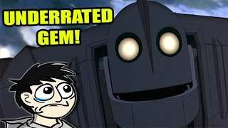 Steve Reviews: The Iron Giant