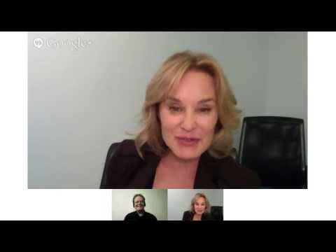Jessica Lange interview on 'American Horror Story: Asylum'