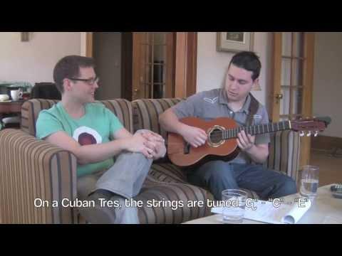 URGENT JAZZ: Cuban Rhythms on the Tres Cubano with Rafael Borroto