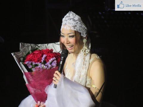 Sammi Cheng TouchMi Concert Malaysia 27/5/2016