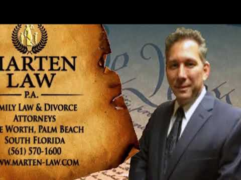 DIVORCE LAWYERS Lake Worth FAMILY ATTORNEYS Marten-Law PA
