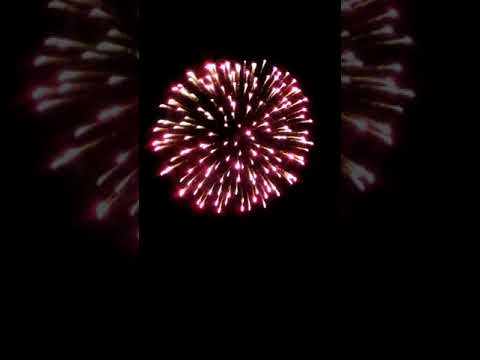 Fireworks at Valencia City bukidnon