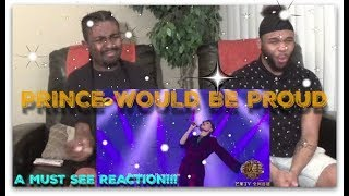 "Download lagu JESSIE J ""PURPLE RAIN"" SINGER 2018 IN CHINA A MUST SEE!!! REACTION!!! (CJ & TRAYLOVE)"