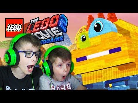Lego Movie 2 Το Χταπόδι που τρώει τα Lego !!! Επισόδειο 4 Greek Gameplay