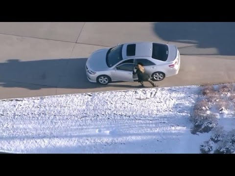 Colorado Car Chase Benny Hill Version