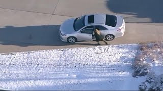 Colorado Car Chase Benny Hill Version